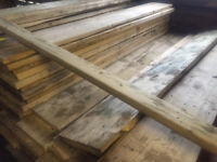 1 RECLAIMED TIMBER 12x2 BOARD/PLANK, 2.7 METERS,DRY BARN STORED, NICE CLEAN STRAIGHT CONDITION !