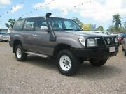 1998 Toyota Landcruiser FZJ105R GXL Silver 4 Speed Automatic Wagon Holtze Litchfield Area Preview