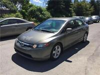 2007 Honda Civic LX, Safety & ETEST for ON or Qc INCL.