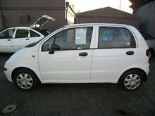 2000 Daewoo Matiz S White 5 Speed Manual Van Nailsworth Prospect Area Preview