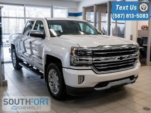 2018 Chevrolet Silverado 1500 4WD Crew Cab Short Box High Countr