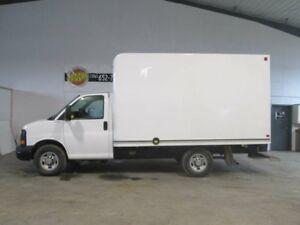 2011 Chevrolet Express 3500 12FT CUBE