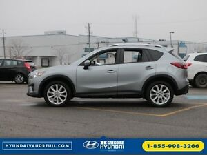 2014 Mazda CX-5 GT AWD NAV TOIT CUIR CAMERA MAGS West Island Greater Montréal image 5