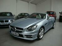 2014 Mercedes-Benz SLK 2.1 SLK250 CDI BlueEFFICIENCY AMG Sport 7G-Tronic