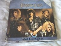 12in 45 Kingdom Come – What Love Can Be / Helping Hand / The Shuffle