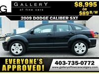 2009 Dodge Caliber SXT $89 bi-weekly APPLY NOW DRIVE NOW