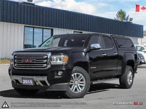 2015 GMC Canyon 4WD SLT Must see truck ON SALE NOW!!