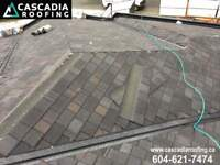 Residential and Commercial Roof installation - Cascadia Roofing