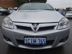 2006 Holden Tigra Manual LOW KMS Hard top Convertible Wangara Wanneroo Area Preview