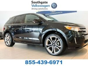 2013 Ford Edge SPORT | LEATHER | SUNROOF | NAV | BACK UP CAMERA