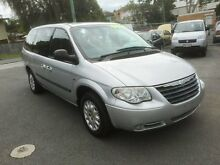 2004 Chrysler Grand Voyager RG 4th Gen MY05 SE Bright Silver 4 Speed Automatic Wagon Southport Gold Coast City Preview