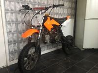 swap for ps4 125 welsh pitbike