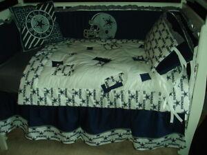 Nursery Bedding Dallas Cowboys Ebay