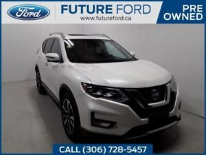 2017 Nissan Rogue SL PLATINUM | AWD | EVERY OPTION | LOW MILEAGE