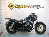 2012 62 HARLEY-DAVIDSON SPORTSTER FORTY EIGHT XL 1200 X 13