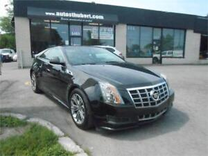 CADILLAC CTS COUPE 2012 **TRÈS PROPRE**