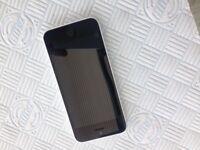 iphone 5c in white