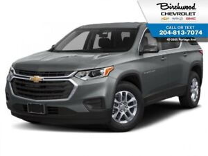2019 Chevrolet Traverse LS AWD UP TO 25% OFF!