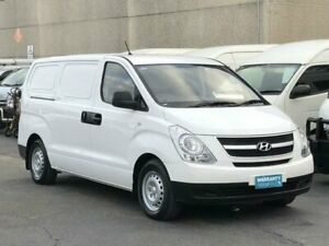 2014 Hyundai iLOAD TQ MY14 White 5 Speed Automatic Van Revesby Bankstown Area Preview