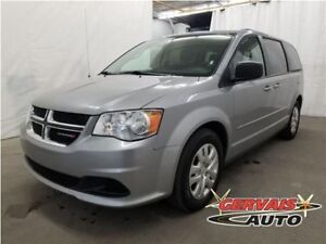 Dodge Grand Caravan SXT Stow N Go 7 Passagers 2016