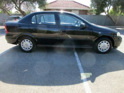 2004 Holden Astra TS City 4 Speed Automatic Sedan Greenacres Port Adelaide Area Preview