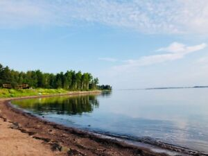 Oceanfront cottage for rent on the north shore in Pictou County