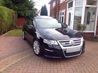 VW Passat R36 2009/59 fully loaded every extra saloon not r32 s3 rs4 m3 m5 gti bmw audi mercedes px