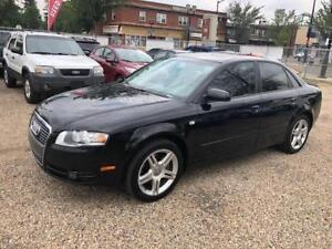 2006 Audi A4 2.0T, Automatic, Leather, Sunroof, Clean