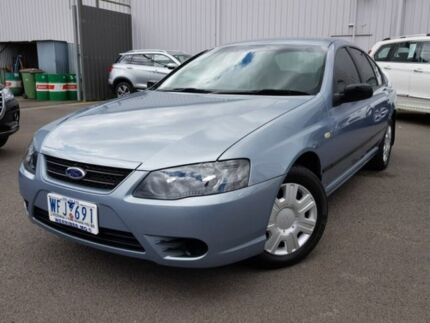 2008 Ford Falcon Blue Sports Automatic Sedan Hoppers Crossing Wyndham Area Preview