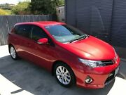2013 Toyota Corolla ZRE182R Ascent Sport Red 7 Speed CVT Auto Sequential Hatchback Spreyton Devonport Area Preview