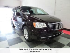 2014 CHRYSLER TOWN & COUNTRY, STOW N GO, B/U CAMERA, LOW KMS