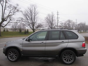 LOW KMs 156200 ! IMMACULATE  !  2006 BMW X5