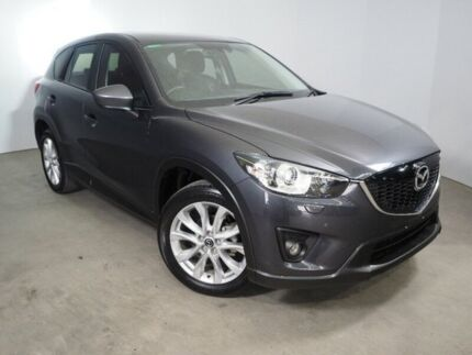 2013 Mazda CX-5 KE1031 MY14 Grand Touring SKYACTIV-Drive AWD Grey 6 Speed Sports Automatic Wagon Mount Gambier Grant Area Preview