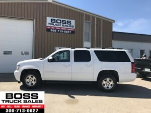 2011 Chevrolet Suburban LT 7 Passenger Loaded 4x4 PST PAID Sale