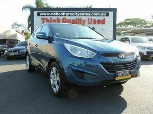 2012 Hyundai ix35 LM MY11 Active Blue 6 Speed Sports Automatic Wagon Caboolture South Caboolture Area Preview