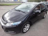LHD 2011 Honda Insight 1.3 Hybrid Automatic 5 Door UK REGISTERED