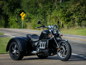 Triumph Rocket III Trike for Touring & Roadster