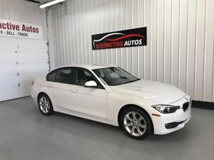 2014 BMW 3 Series 320i xDrive ALL WHEEL DRIVE/LEATHER/PUSH START