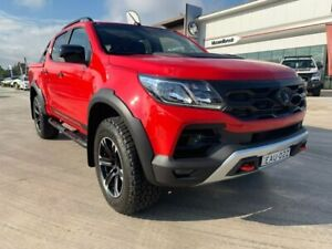 2018 Holden Special Vehicles Colorado RG MY19 SportsCat+ Pickup Crew Cab Red 6 Speed Muswellbrook Muswellbrook Area Preview