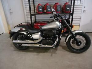 honda shadow 750 use bas millage West Island Greater Montréal image 1