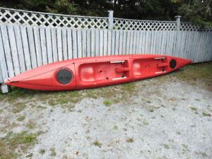 16' Heritage tandem kayak for sale