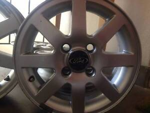 "4xAlloy Rims 5"" (fit R14) Hackett North Canberra Preview"