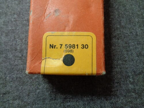 NOS F DICK SHARPENING STEEL ROUND DICKORON MINT