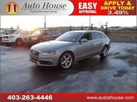 2010 AUDI A4 WAGON LOADED PANOROOF PUSH START