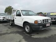 2000 Ford Courier PE (4X2) GL White Manual Utility Underwood Logan Area Preview