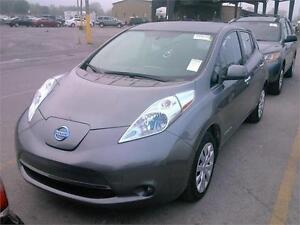 2014 Nissan Leaf S ONLY 35,736 MILES!