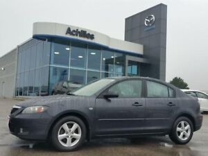 *AS-IS* 2008 Mazda MAZDA3 GS *Ltd Avail*