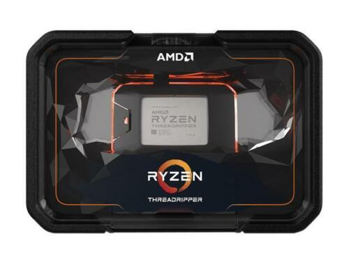 AMD 2nd Gen Ryzen Threadripper 2950X, 16-Core, 32-Thread, 4.4 GHz Max Boost (3.5 1