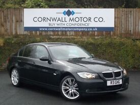 BMW 3 SERIES 2.0 320D SE 4d AUTO 161 BHP £6K+ OPTIONAL XT (black) 2007
