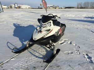 "2009 POLARIS 800 SWITCHBACK DRAGON 136"" ELEC. START, EXC. COND."